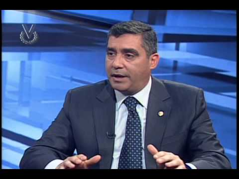 Al Descubierto: Miguel Rodríguez Torres, ministro Interior Justicia y Paz - Fecha 01/06/14
