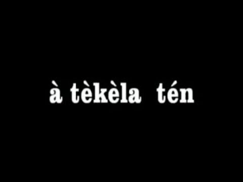 A TEKELA TEN - Partie 1 - Staff Kountoko - Théatre Guinéen MANDINGUE