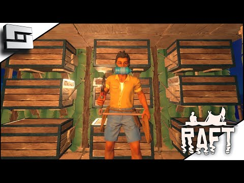 Organization Is Key! Storage Room Setup In Raft The First Chapter E6