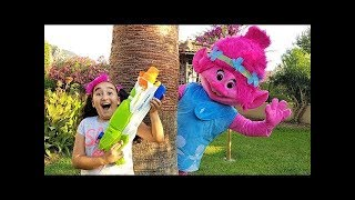 Johny Johny Yes Papa Nursery Rhymes Song, by Gamze nur and Troll, For ...