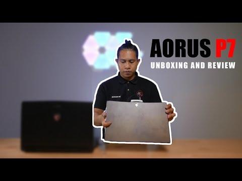 Aorus P7 RGB Mousepad