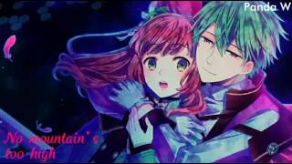 nightcore i m your angel celine dion and r kelly with lyrics