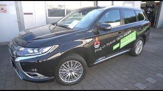 Mitsubishi - Plug In Hybrid Outlander