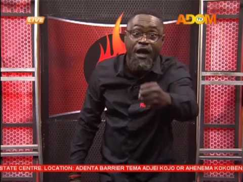 Commentary Position - Fire 4 Fire on Adom TV (19-6-17)