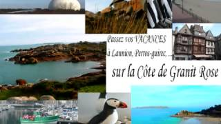 Annonce entre particulier sur Leroiloc - Bretagne à Lannion Perros-Guirec, chambre d'hôtes
