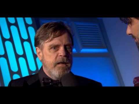 Mark Hamill Interview - Star Wars The Force Awakens European Premiere Red Carpet