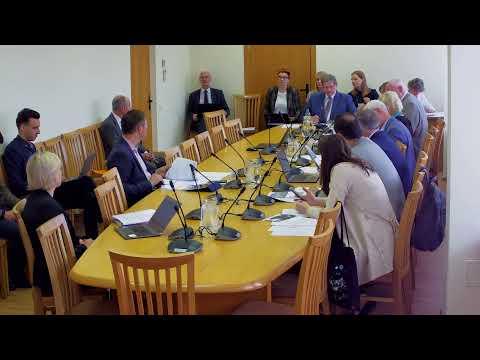 2019-07-10 Švietimo ir mokslo komiteto posėdis