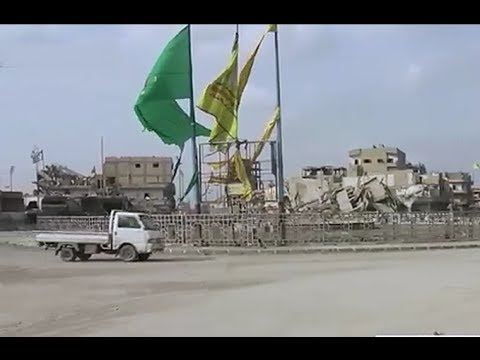 Tour of Raqqa | March 2018 | Syria