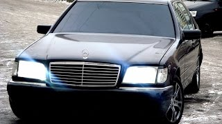 Покупка Mercedes Benz W140 (кабанчик) 1994 г