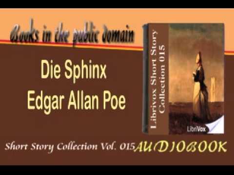Die Sphinx Edgar Allan Poe Audiobook Short Story Youtube