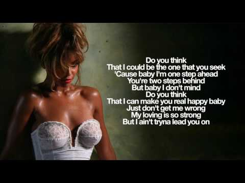 A Woman Like Me - Beyoncé with HD Lyrics (Official Audio)