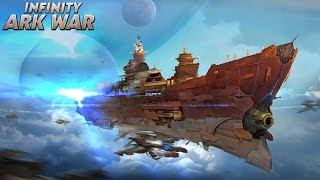 Official Infinity - Ark War (by Seven Pirates) Teaser Trailer (iOS / Android)