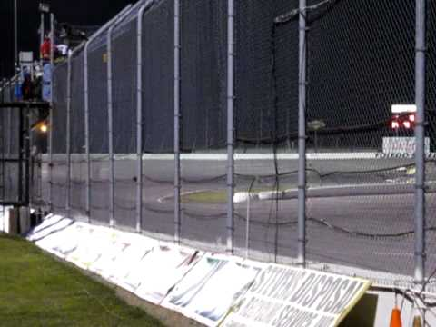 MSA  SUPERMODIFIED SPRINT RACE JUNE 15,2012 AT TOLEDO SPEEDWAY.(VIDEO BY ANTHONY VASQUEZ)