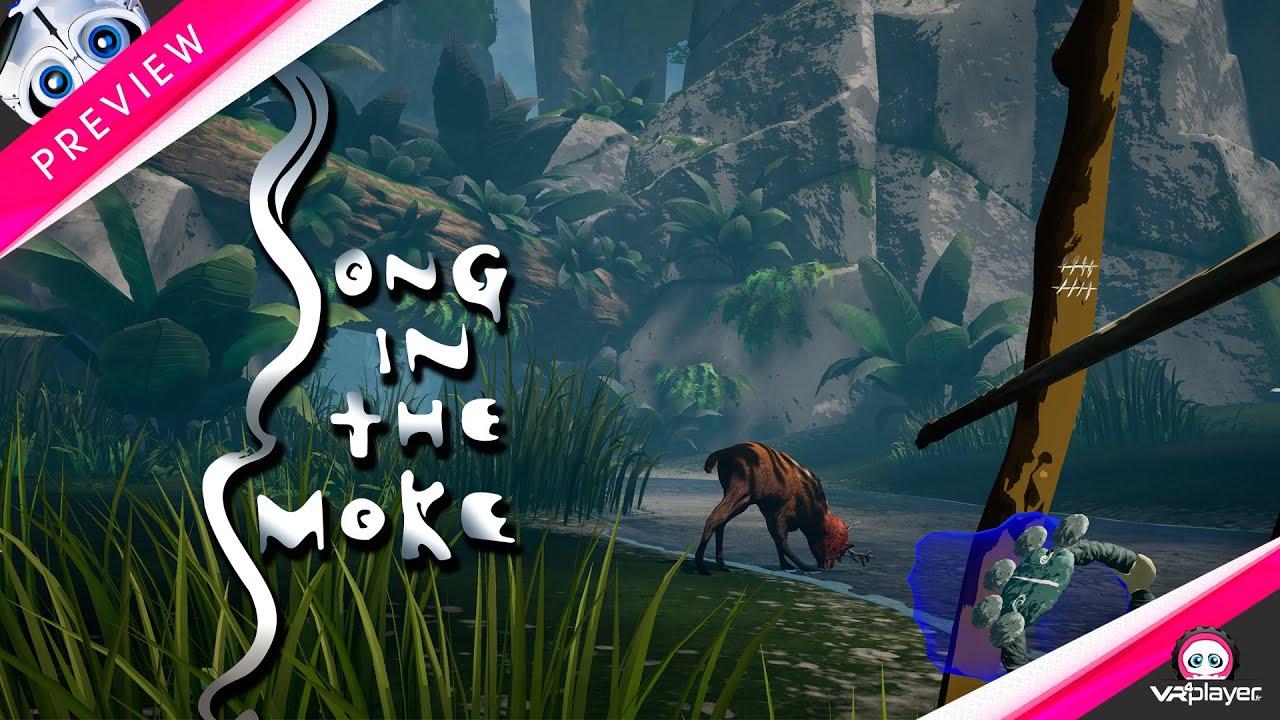 Song in the Smoke, premier aperçu sur PlayStation VR PSVR |Preview VR4Player