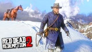 Red Dead Redemption 2 - ПЕРВЫЙ ВЗГЛЯД - ПРОХОЖДЕНИЕ RDR 2 - ГЕЙМПЛЕЙ И ОБЗОР ИГРЫ #2