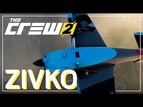 The Crew 2 - Gameplay Avión Zivko | Serie de Vehículos Motorsports #2