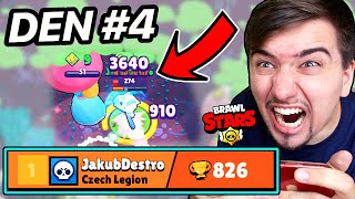 O NERVY!! 😡 TOP 1 RANK 😱 COLETTE EXTREME PUSH | Brawl Stars