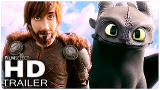 HOW TO TRAIN YΟUR DRAGON 3 Trailer (2019)