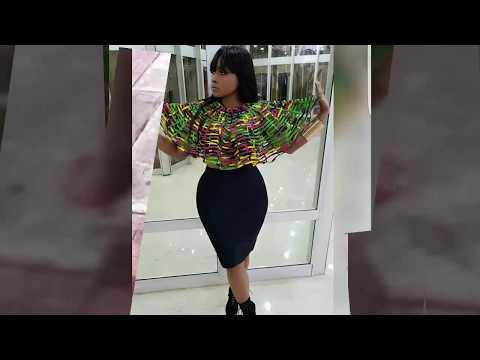 Yanique The Curvy Diva Giving A Sneak Peak