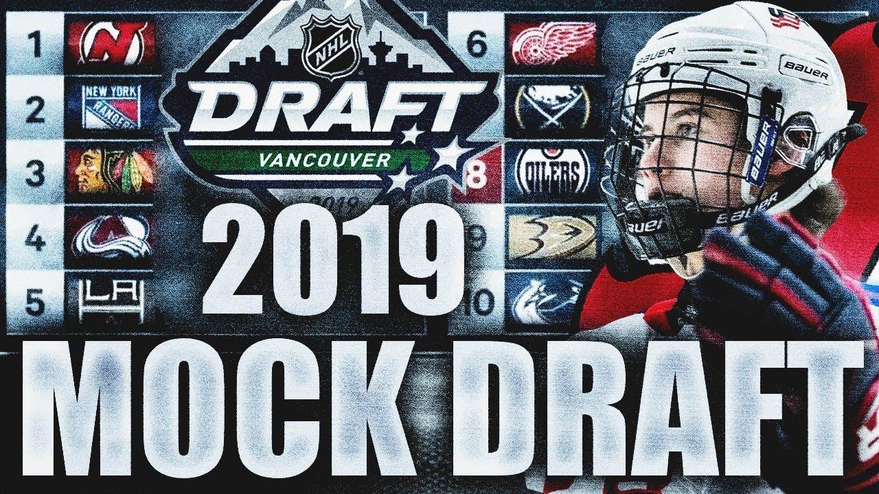 Draft nhl 2019