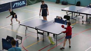 Турнир по настольному теннису памяти Гавриила Агаркова состоялся в Верхней Салде