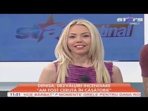 DENISA - INTERVIU (Emisiune 14.05.2014)
