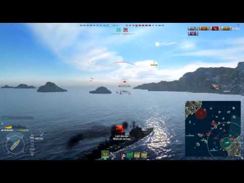 World of Warships - Belfast - Perfect sync