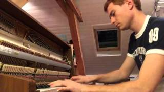 Triggerfinger - I follow rivers / piano cover