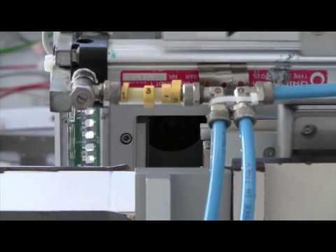 Pharma Serialisation - Antares Tracking System