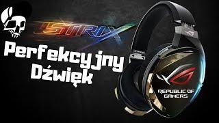 Perfekcyjny Dźwięk - Recenzja Słuchawek Asus ROG Strix Fusion 500