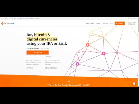 Wanna buy Bitcoin Using Your IRA or 401K? BitcoinIRA review