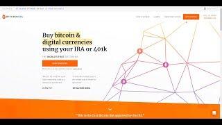 Wanna buy Bitcoin Using Your IRA or 401K? BitcoinIRA review