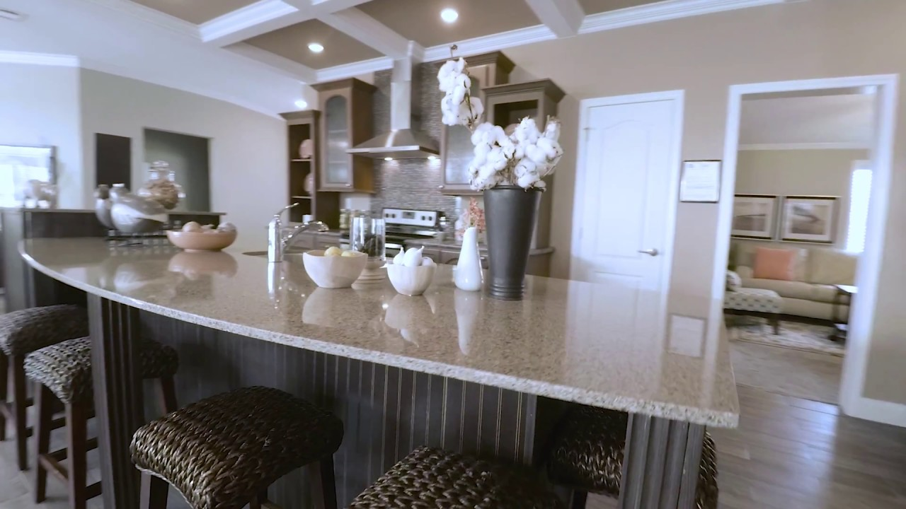 Beautiful Tradewinds At Palm Harbor Homes Plant City Florida Youtube