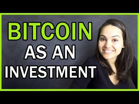 Bitcoin Is Not An Investment!!!