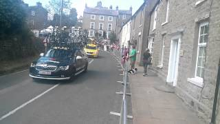 Tour de France 2014 Reeth