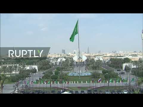 LIVE: Putin Arrives In Riyadh For Saudi Arabia State Visit