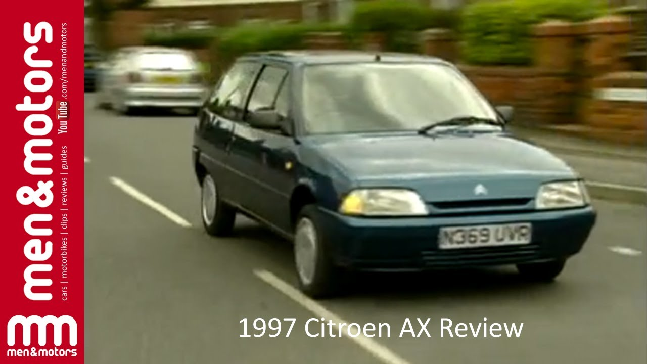 1997 citroen ax review youtube. Black Bedroom Furniture Sets. Home Design Ideas