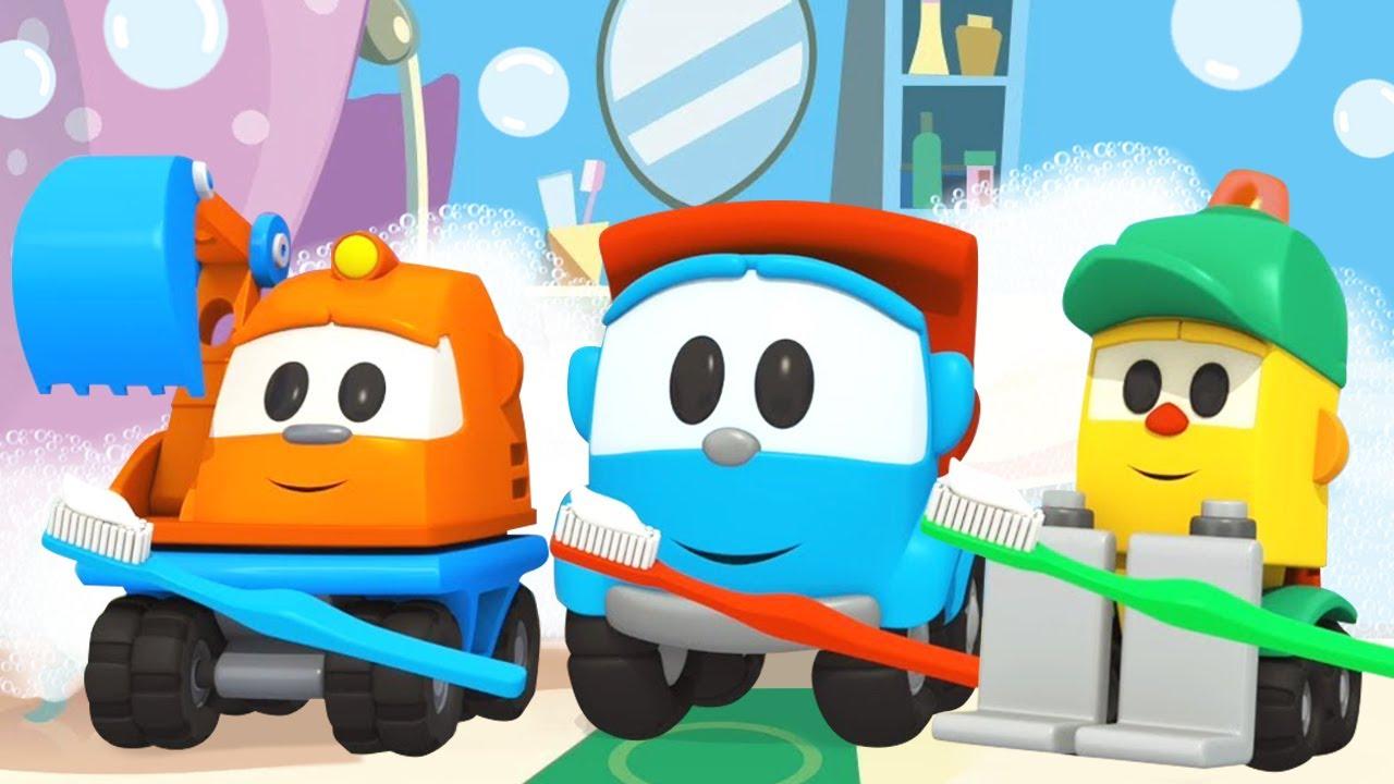 Brush Your Teeth song for babies. Kids' songs & nursery rhymes. Children songs & super simple songs.