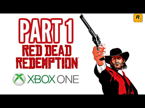 Red Dead Redemption Walkthrough Part 1 - Intro First Hour! (Xbox One Gameplay HD)