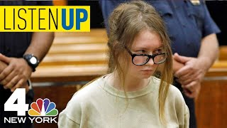 Fake Heiress Anna Sorokin Sent to Prison For Scamming Friends, Banks Out of $250K | Listen Up