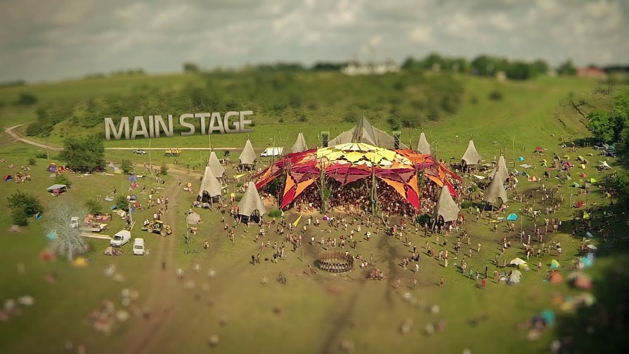 OZORA Festival 2014 Official Video / TRAILER /  YouTube