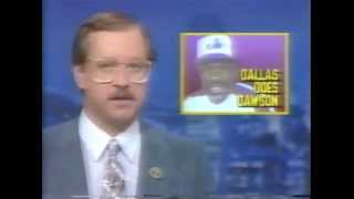 March 5, 1987 - Chicago Cubs Sign Free Agent Andre Dawson