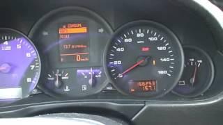 Porsche Cayenne Реальный расход топлива.