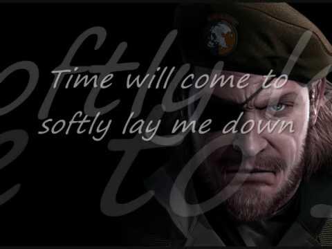 Metal Gear Solid Peace Walker - Heavens Divide With Lyrics.wmv