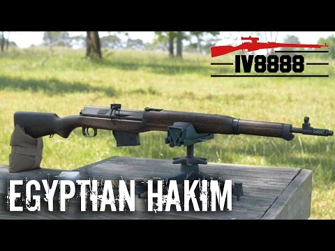 Egyptian Hakim 8x57mm