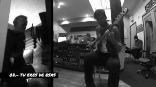 #CDCNUEVODISCO Track 02 - TÚ ERES DE ESAS