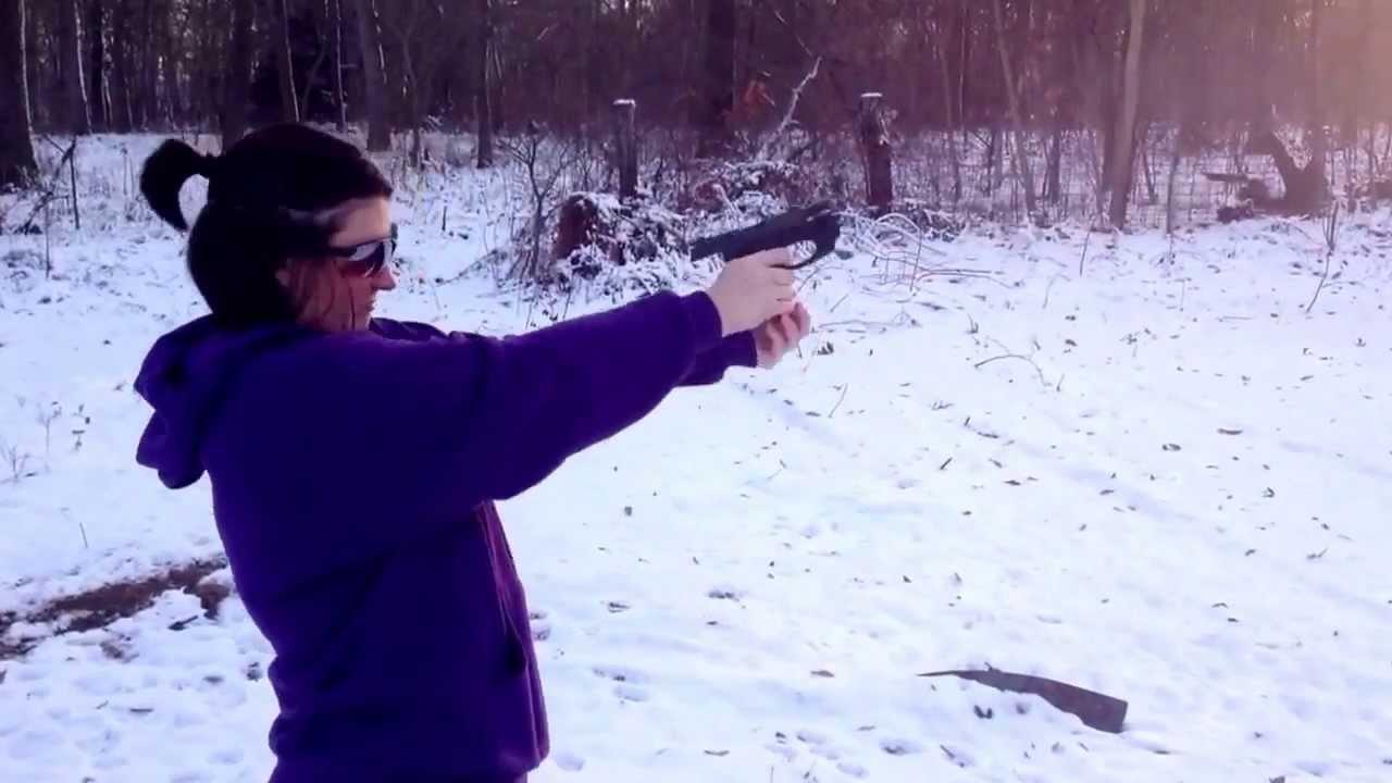 Pistol Hang Fire Video