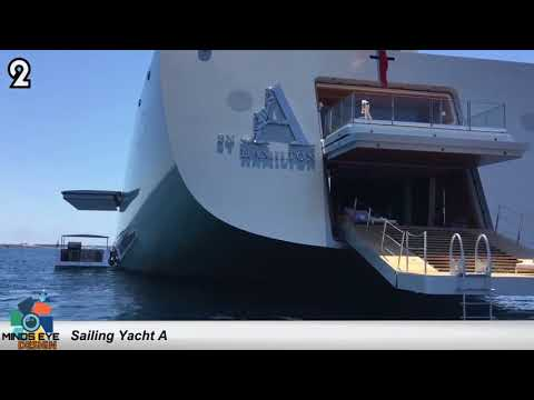 #2 Sailing Yacht A – Crazy Boats