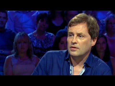Ardal O'Hanlon on the difference between the Irish and English