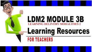 LDM2 MODULE 3B WITH ANSWER